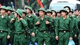 BT Phùng Quang Thanh:Thời gian phục vụ tại ngũ là 24 tháng