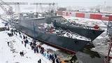 Thông tin về chiến hạm Gepard 3.9 của Việt Nam tại Nga