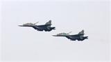 Phi đội Su-30 tham gia hiệp đồng tác chiến