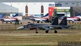 """Nga mang Su-35 sang Chu Hải Airshow 2014 """"nhử"""" Trung Quốc"""