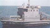 Tàu hải quân Ấn Độ bị chìm khi đang diễn tập