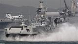 Tàu đổ bộ đệm khí Murena-E có phù hợp với Việt Nam?