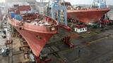 Hải quân Nga liên tiếp báo tin gia tăng sức mạnh