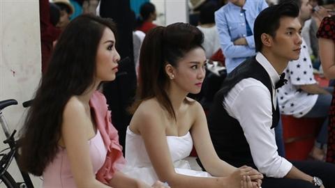 Đinh Hương buồn bã sau scandal 'vạ miệng' với Mỹ Tâm