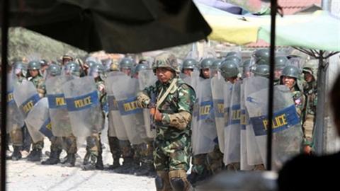 Cảnh sát Campuchia giải cứu 10 người Việt bị bắt cóc