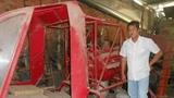 Nông dân Việt chế trực thăng cho Campuchia: Rơi cũng không chết