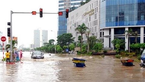Nhiệt độ tại Hà Nội có thể vượt quá 42 độ C