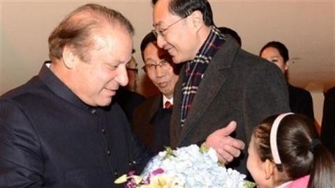 Cảm xúc Ấn Độ khi Trung Quốc-Pakistan siết chặt