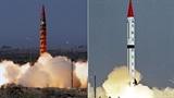 Ấn Độ-Pakistan liên tục phóng tên lửa hạt nhân 'dằn mặt' nhau