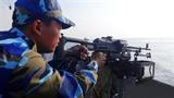 Hai 'ông vua' của Hải quân Việt Nam truy quét cướp biển