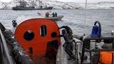Bên trong khoang cứu hộ tàu ngầm hạt nhân của Nga