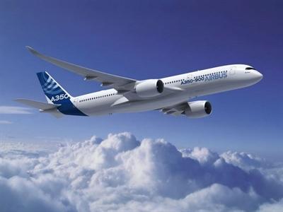 Cổ phiếu Airbus tăng trước tin chiếc A350 đầu tiên sắp xuất xưởng