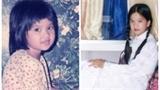 Ngắm loạt ảnh thời bé ngộ nghĩnh của sao Việt