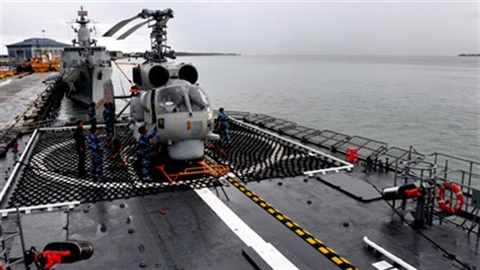 Trực thăng Ka-28 VN: 'Sát thủ' săn ngầm trên Biển Đông