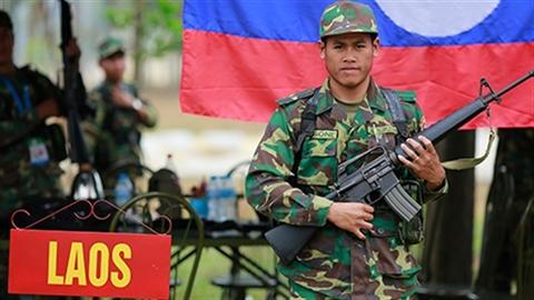 Súng trường Mỹ thi bắn ở Việt Nam