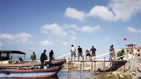 TQ xây nhà trên đảo Cây là phạm chủ quyền của VN!
