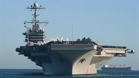 Những chiến hạm khủng của Mỹ kết thúc tập trận với Nhật