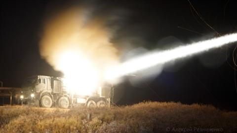 Sức mạnh lưới lửa bảo vệ Moscow