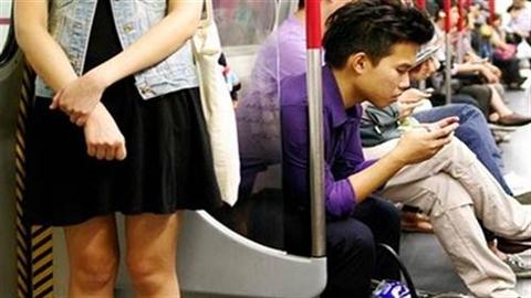 Trung Quốc:Cô gái giăng bẫy bắt kẻ bệnh hoạn tại ga tàu
