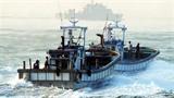 Các nước đồng loạt trừng trị tàu cá Trung Quốc