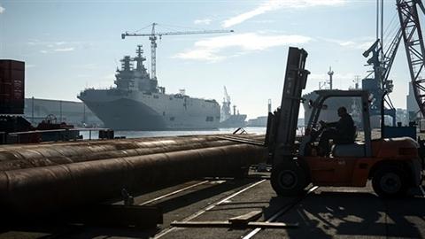 Pháp không thất tín với Nga trước sức ép của Mỹ?