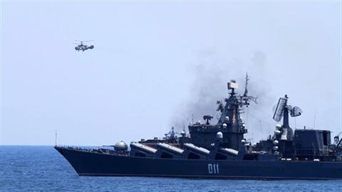 Sức mạnh phi đội săn ngầm của Hạm đội TBD Nga