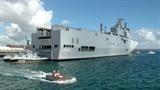 Hạ thủy tàu Mistral thứ hai: Pháp có 'tôn trọng hợp đồng'?