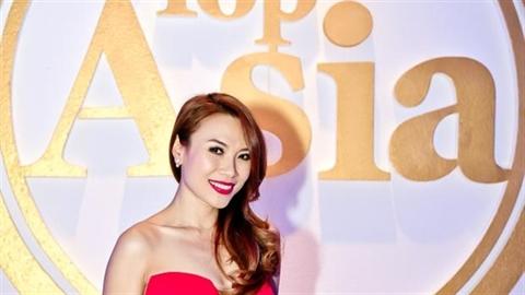Mỹ Tâm trở thành huyền thọai âm nhạc châu Á
