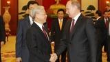 Dấu hiệu vị thế đặc biệt của Việt Nam trong lòng Nga