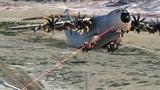 Máy bay Đức được vũ khí laser Israel bảo vệ