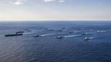 """Mỹ - Nhật tập trận: Thế """"Tam quốc mới"""" hình thành"""