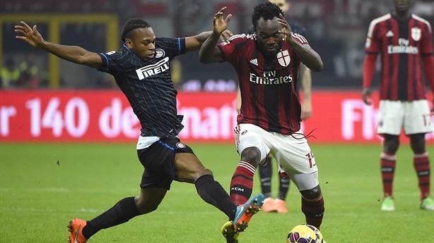 Highlights: Milan 1-1 Inter Milan