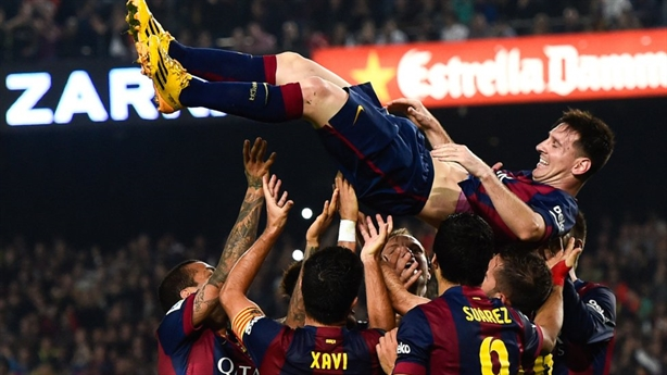Messi trở thành chân sút vĩ đại nhất La Liga: Thử thách cho muôn đời sau