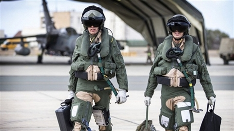 Kết quả bất ngờ chiến dịch không kích IS của liên quân