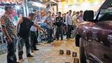 Doanh nhân nổi tiếng Campuchia bị bắn chết cạnh xe Lexus