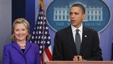 Obama đặt niềm tin vào Hillary Clinton