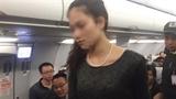 Đánh ghen trên máy bay VNA: Vô tình chọn ngồi cạnh nhau?