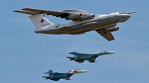 Nga phát triển siêu AWACS A-100 Premier trên nền tảng Il-476