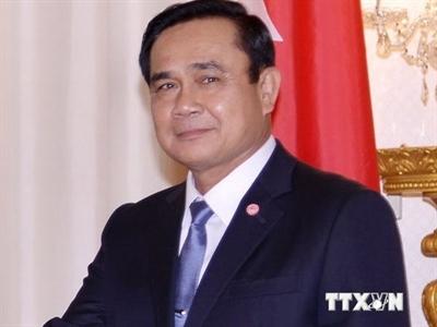 Thủ tướng Thái Lan Chan-ocha sắp thăm chính thức Việt Nam