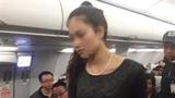 Đánh ghen trên máy bay: Người tình chọn ngồi cạnh