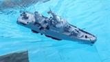 Tàu tên lửa Project 12418 VN cơ động vượt trội