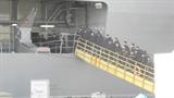 Lộ ảnh tàu đổ bộ Mistral thứ 2 Pháp đóng cho Nga