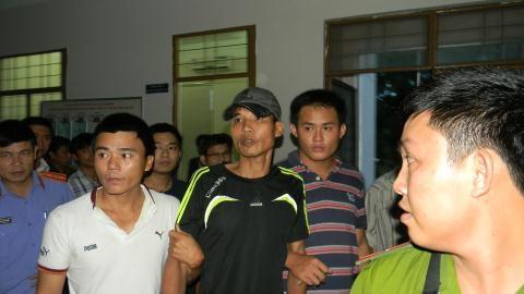 Bắt được 'siêu trộm' Thái Bình xới tung trụ sở Quảng Nam