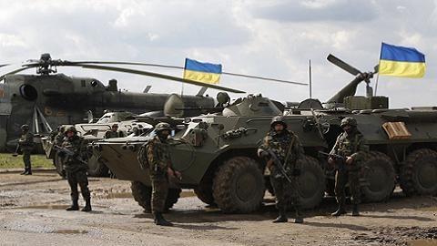 Ly khai tổng phản công, quân đội Ukraine chuyển về thế thủ