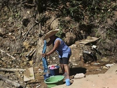 Người dân Brazil khốn khó vì hạn hán tồi tệ nhất 80 năm qua