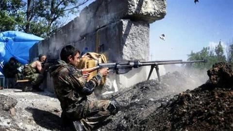 Lộ diện 'sát thủ' diệt tăng của quân ly khai miền Đông