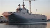 Thương vụ Mistral: Tổng thống Pháp ra lệnh hoãn giao tàu