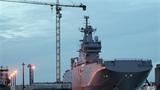 Pháp ngừng bàn giao tàu chiến Mistral: Nga phản ứng lạ