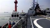 Chiến hạm Việt Nam uy dũng đi thăm 3 nước láng giềng