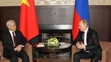 Việt - Nga ký kết 9 văn kiện hợp tác quan trọng